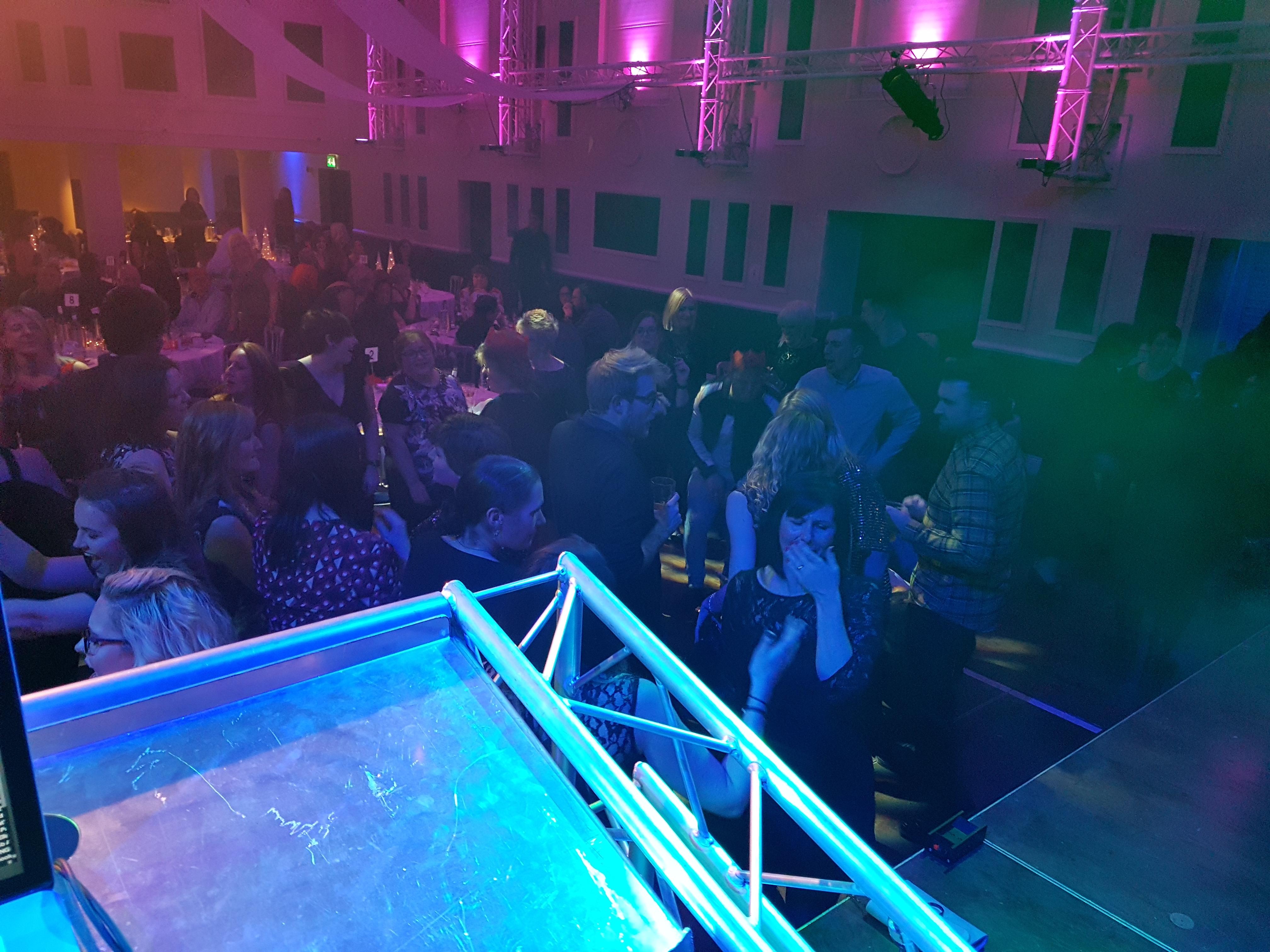 The Wycombe Swan DJ