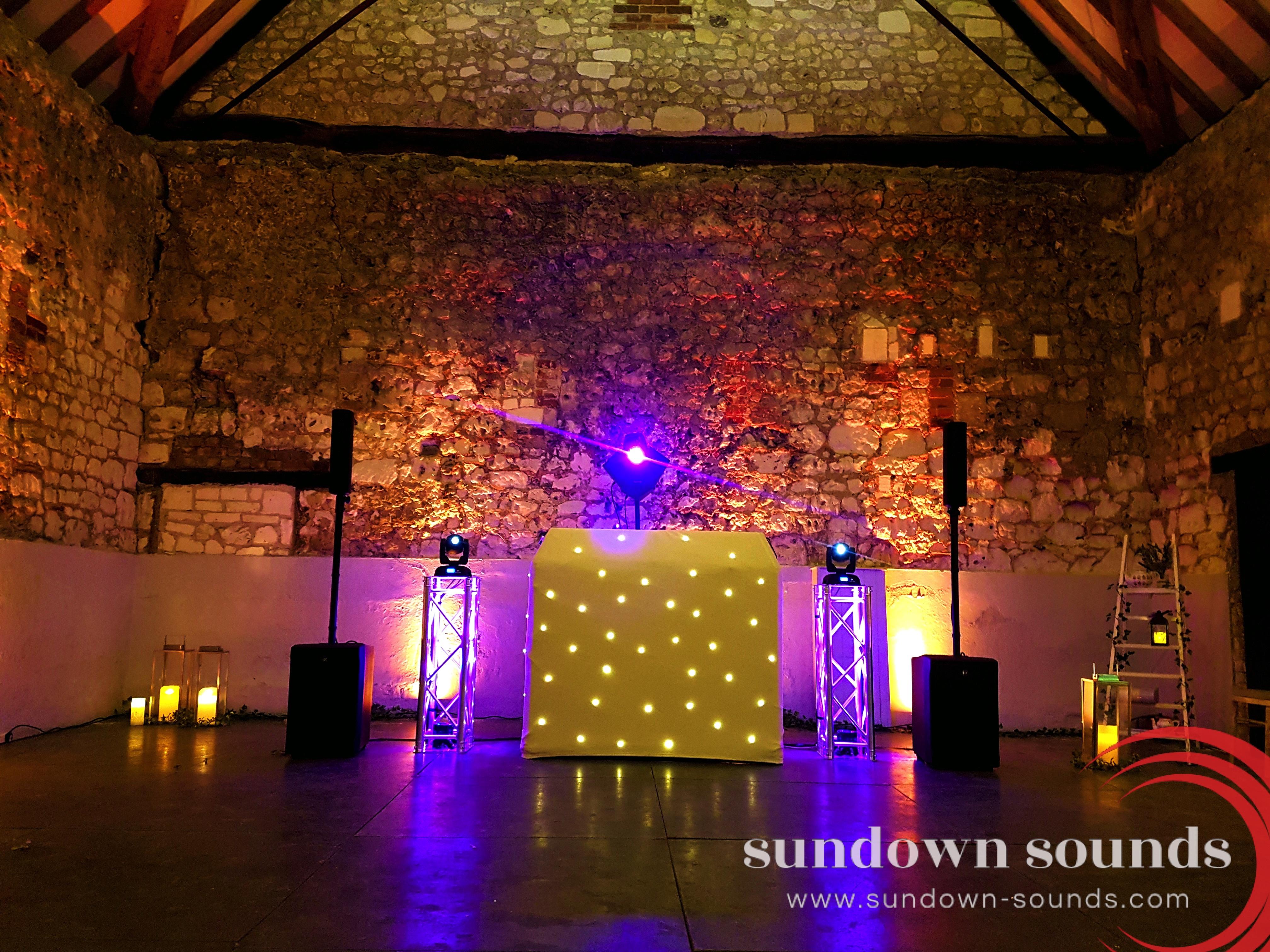 Battersea Arts Centre Wedding DJ Disco