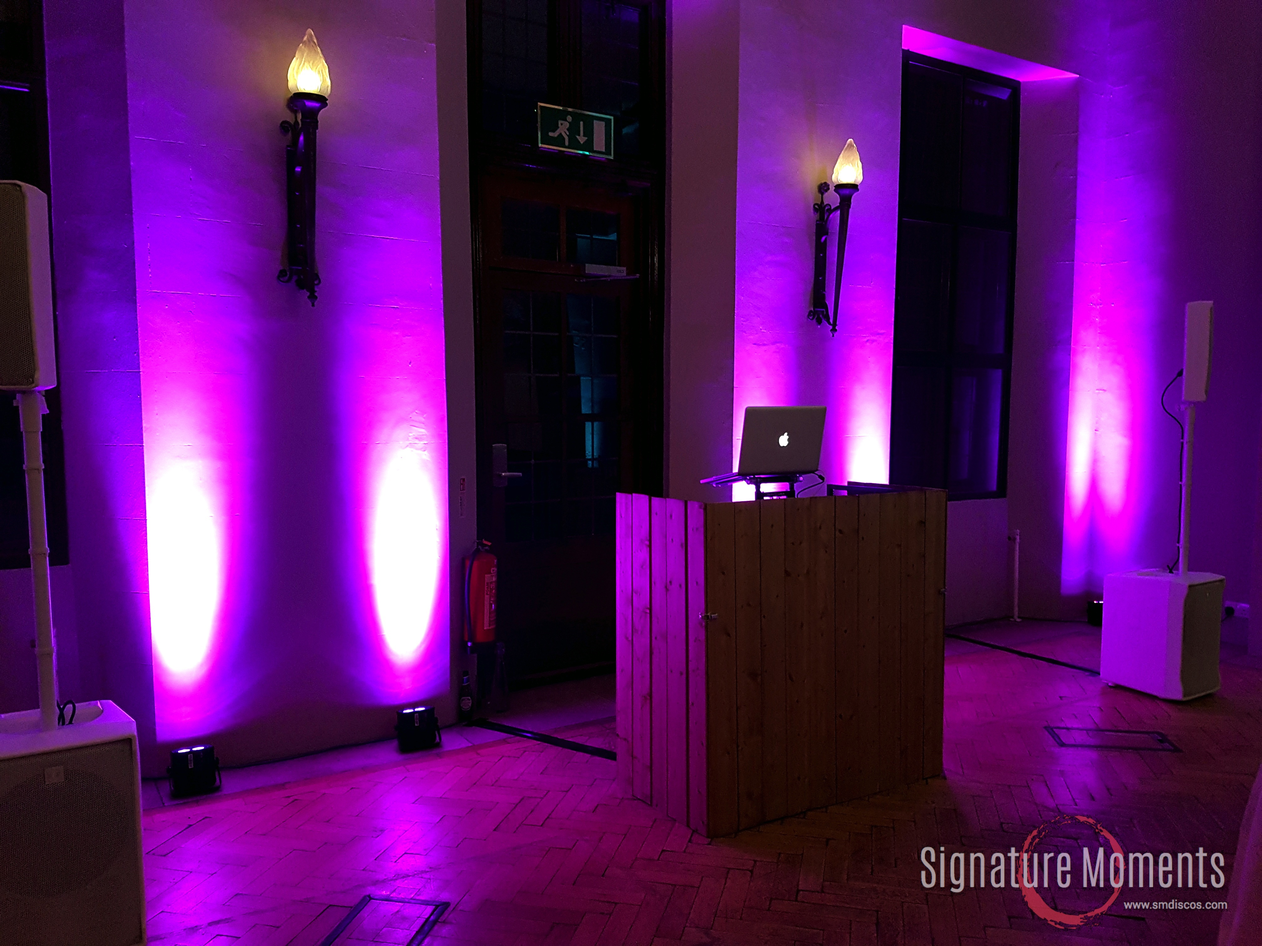 Corporate Event DJs Ashridge house