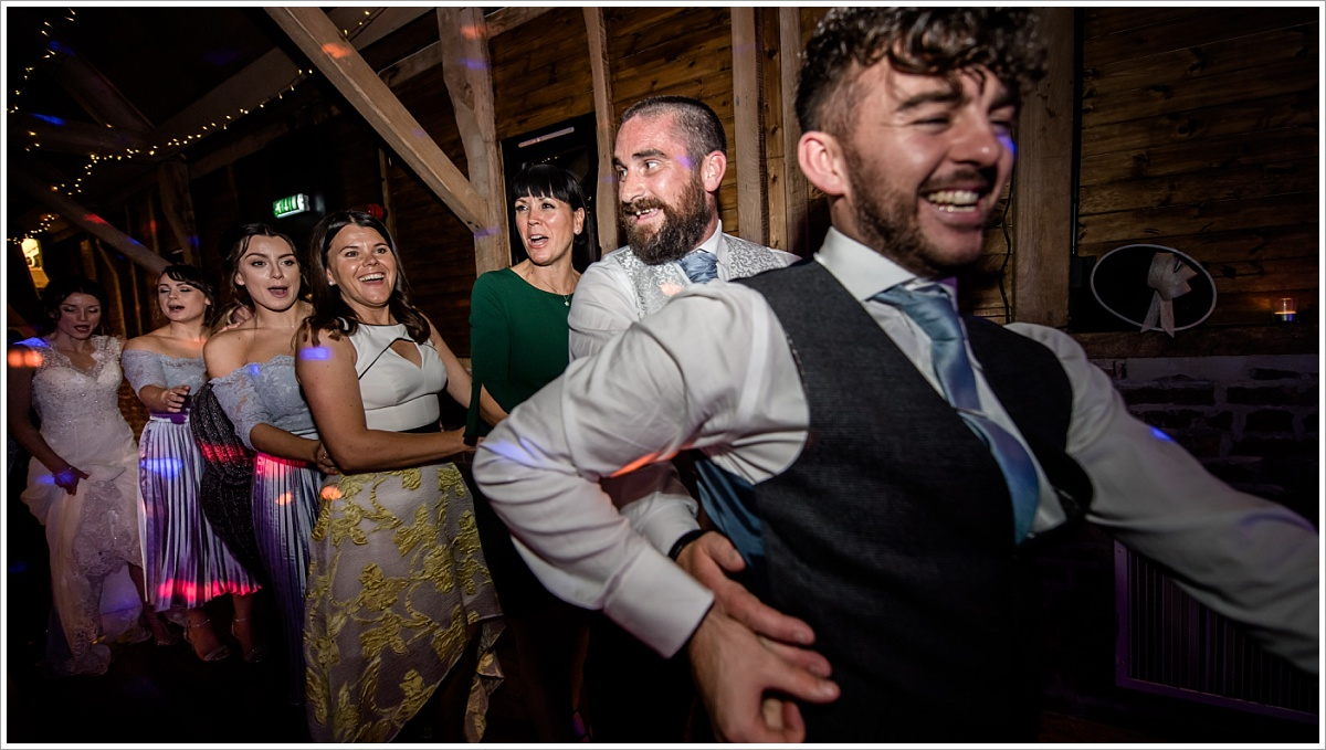Wedding DJ for Wellington Barn