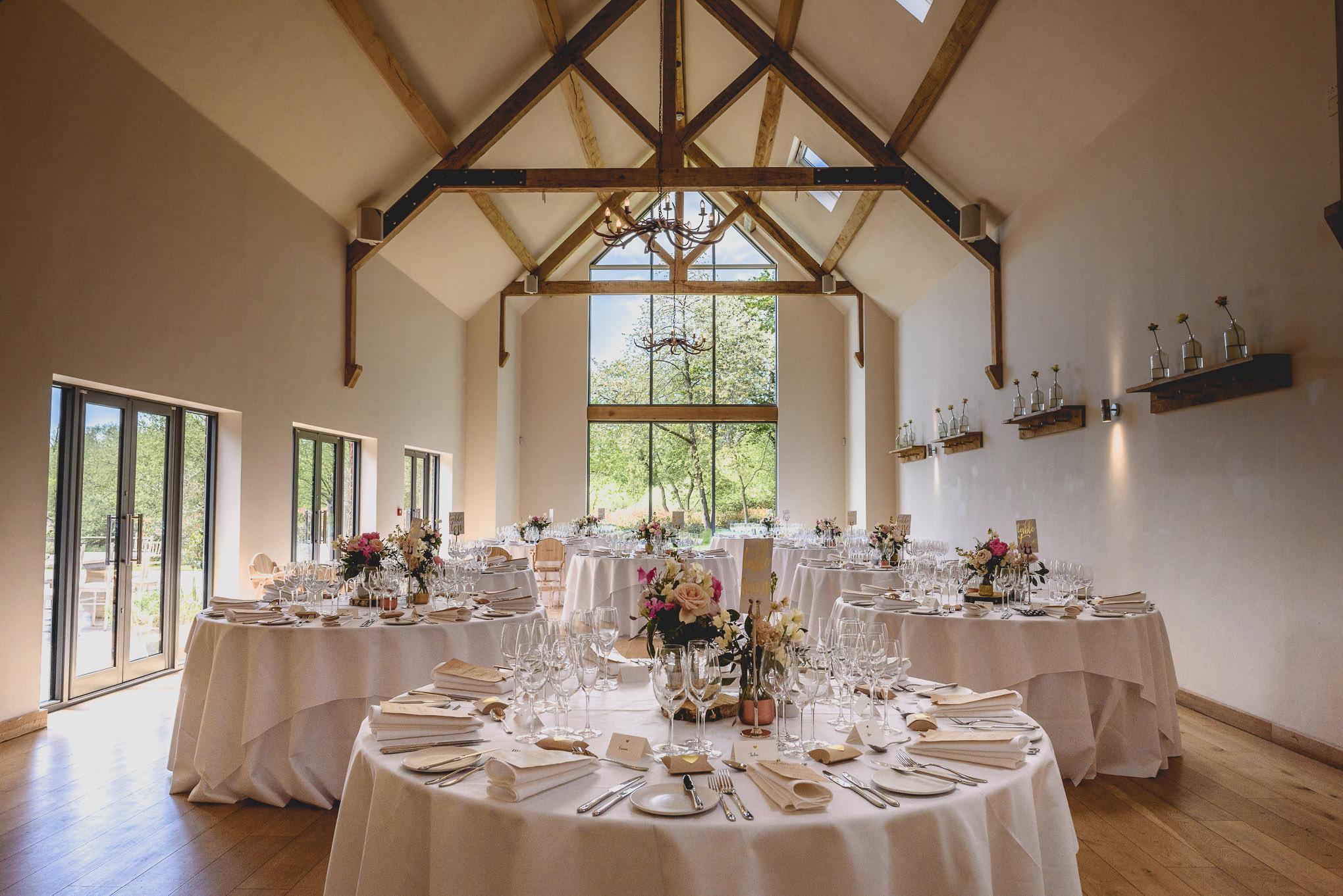 Wedding Day at Millbridge Court