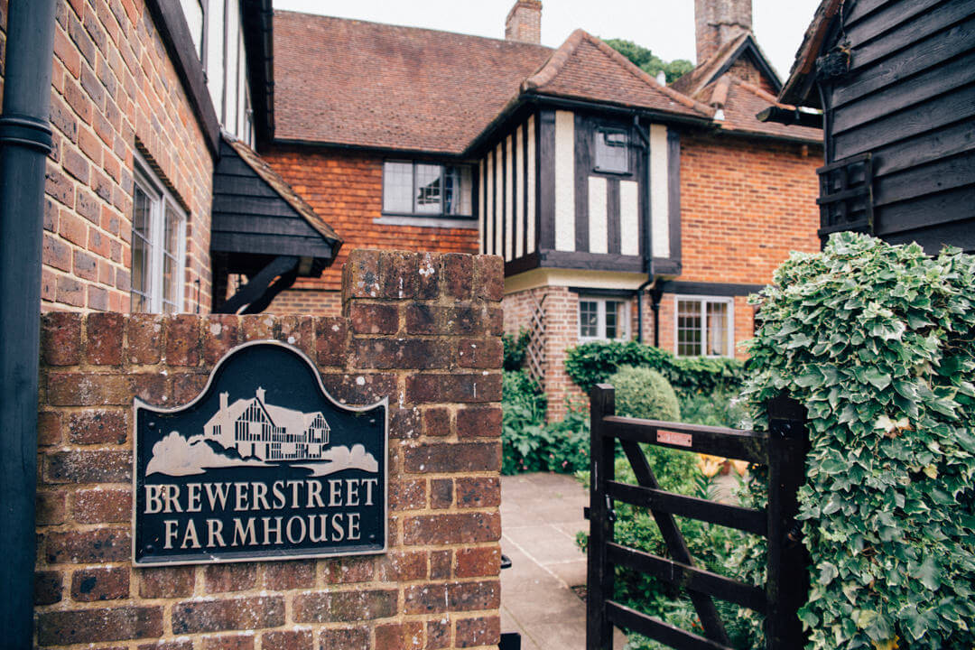 Wedding DJ Brewerstreet Farmhouse
