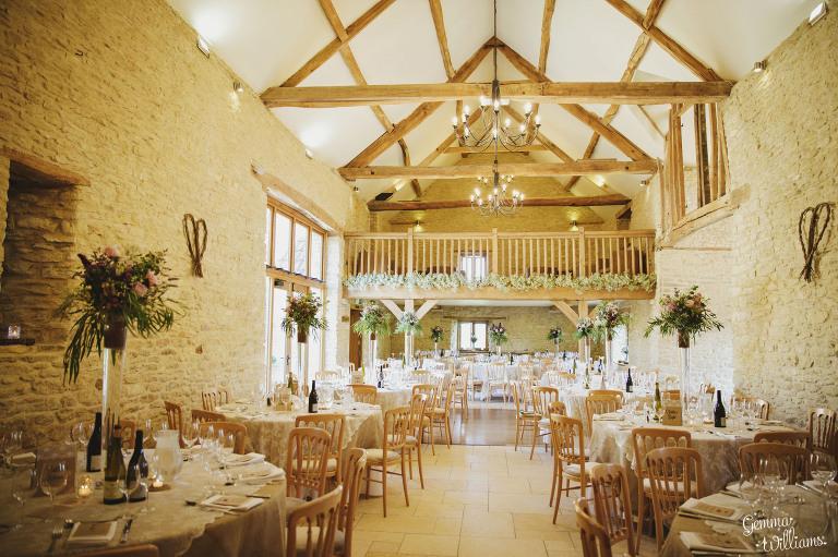 Wedding DJ The Kingscote Barn