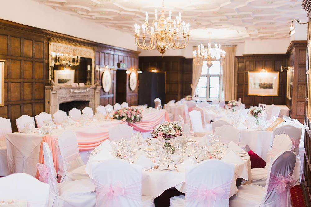 Wedding DJ for Eastwell Manor