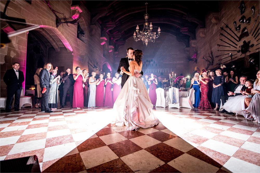 Wedding DJs for Warwick Castle