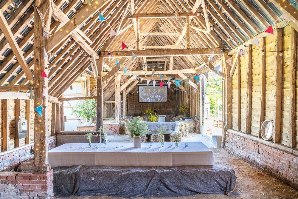 wedding dj Vanners Farm