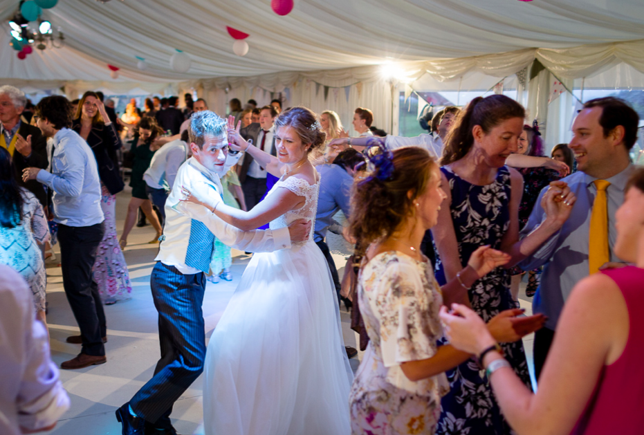 Marlow wedding DJ