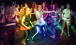Kids disco High Wycombe