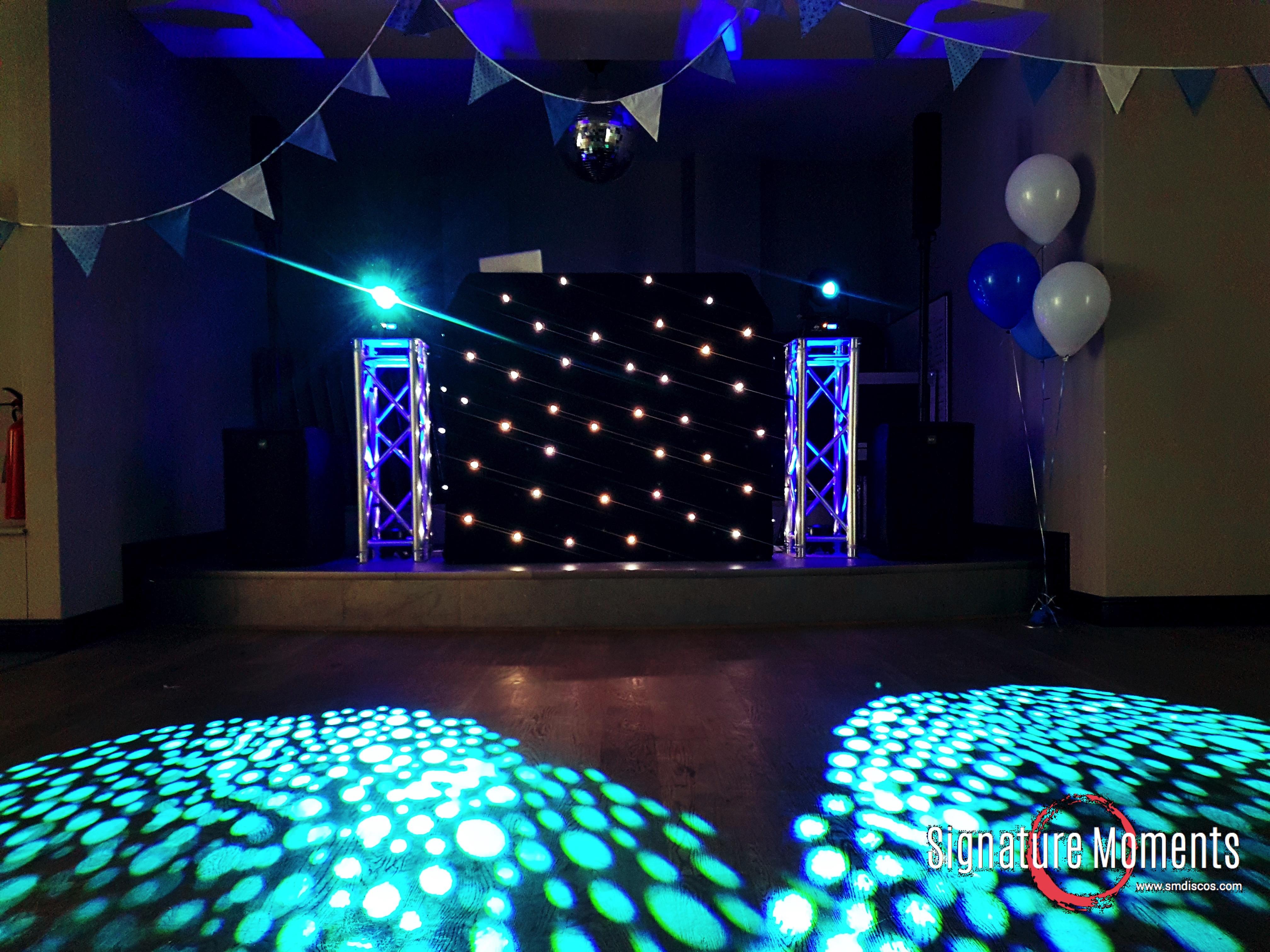 School party DJ