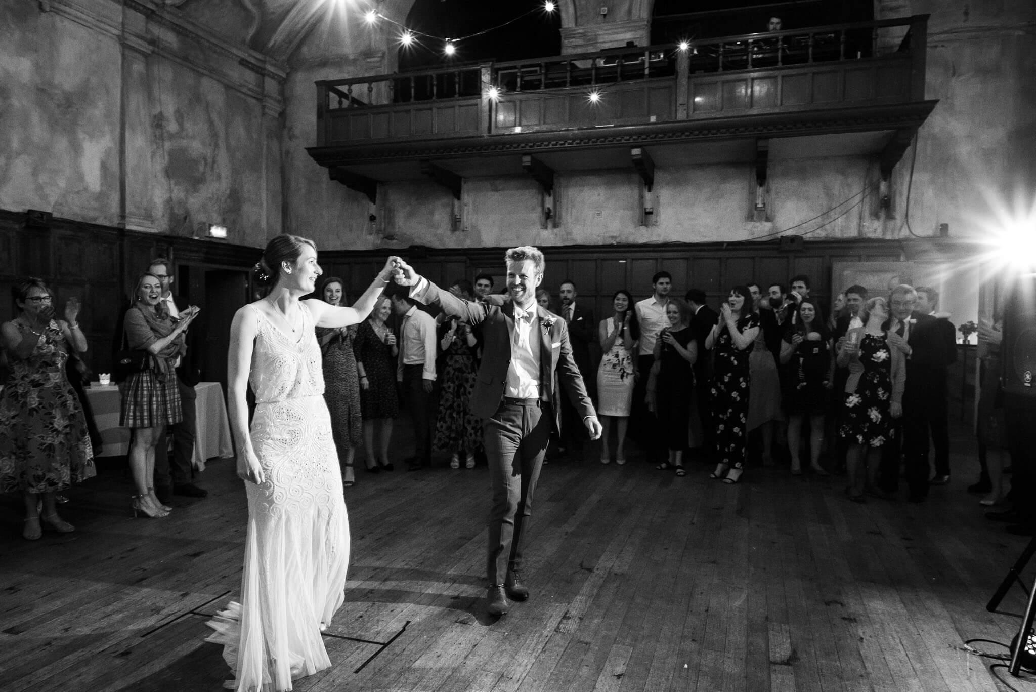 Battersea Arts Centre Wedding DJ