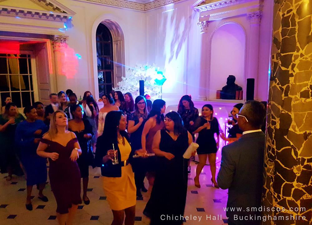 Chicheley Hall Wedding DJ