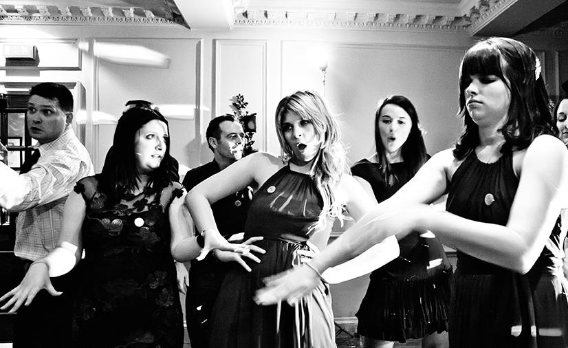 Red Lion Hotel Henley Wedding DJ - Paul & Liannes Wedding Reception SM Discos