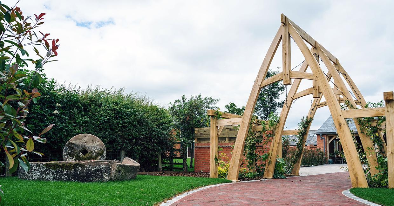 cider mill barns wedding