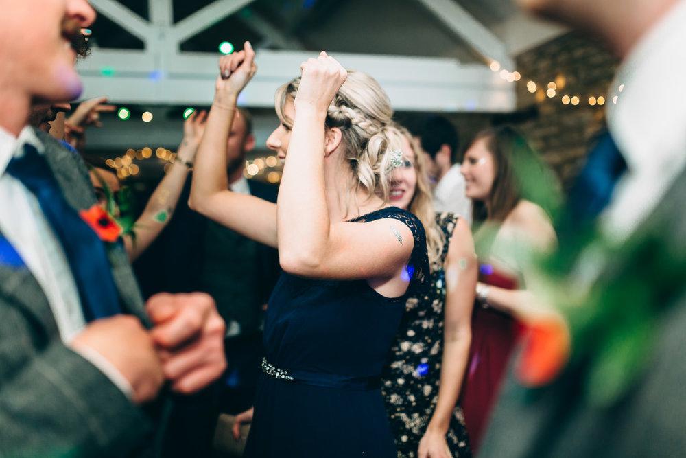 Wedding DJ Winkworth Farm