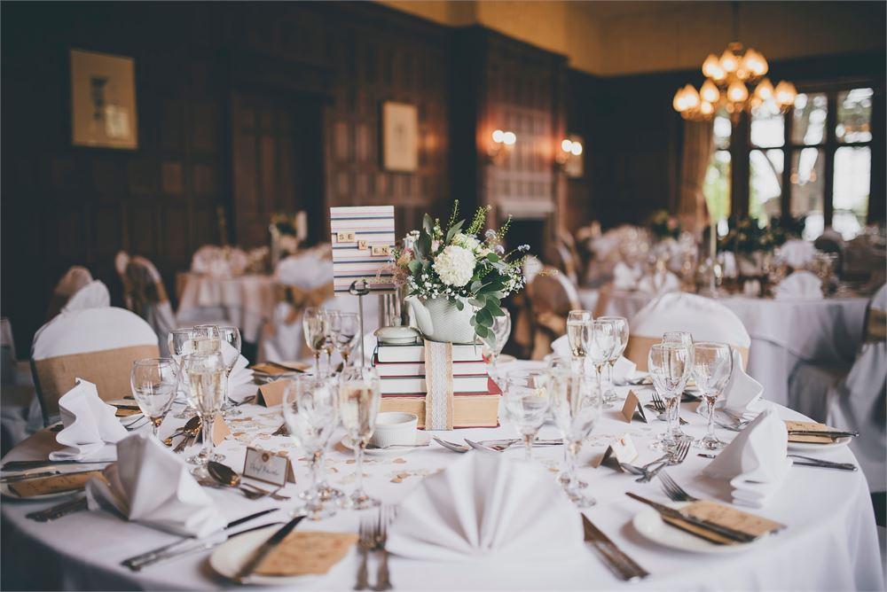 Dumbleton Hall Hotel Wedding Photo booth