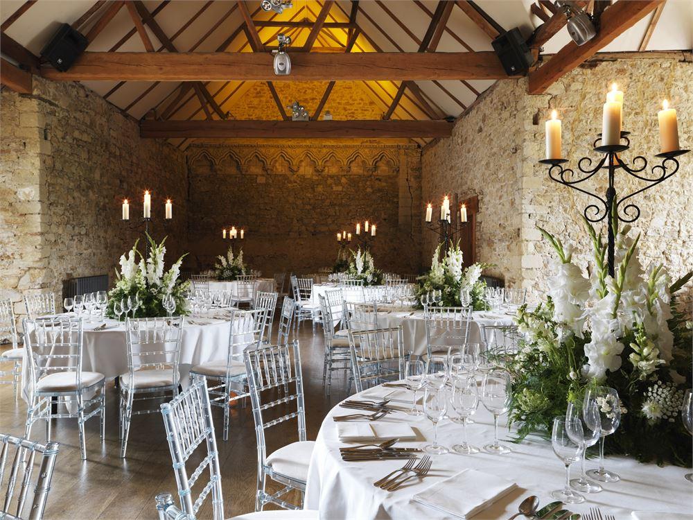 dj for Notley Abbey wedding