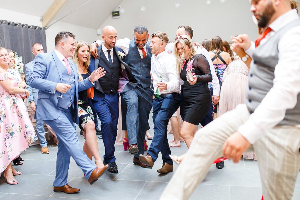 Blackwell Grange Wedding Disco