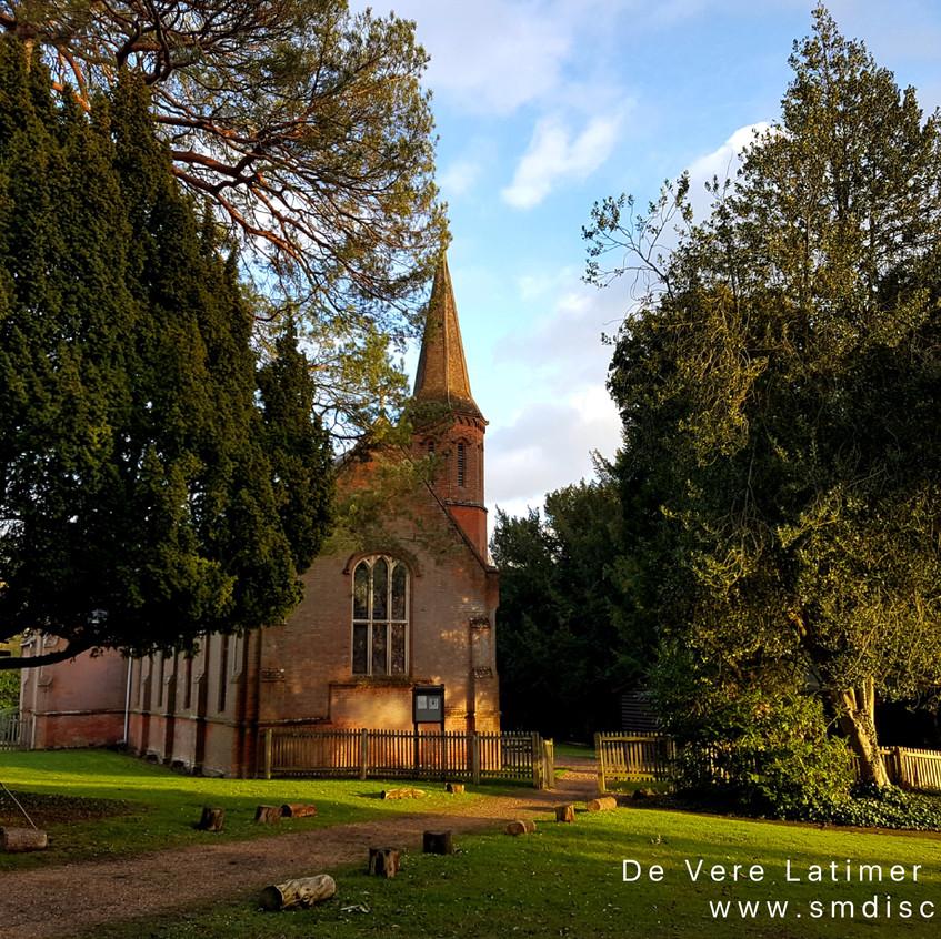 De Vere Latimer Estate Church