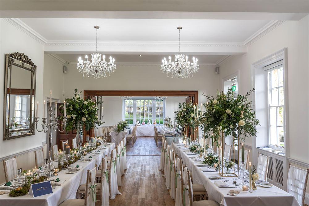Holbrook Manor Wedding Day