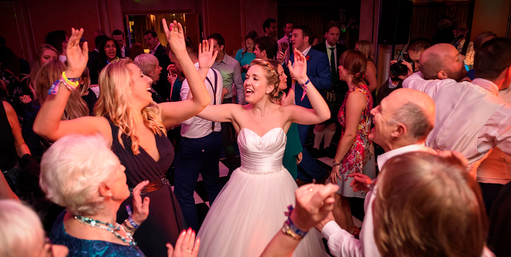 gerrards cross wedding dj