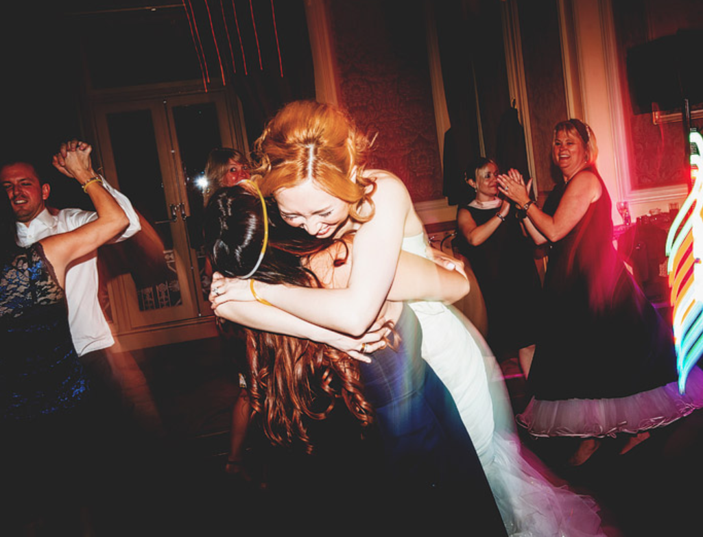 stoke park wedding discos