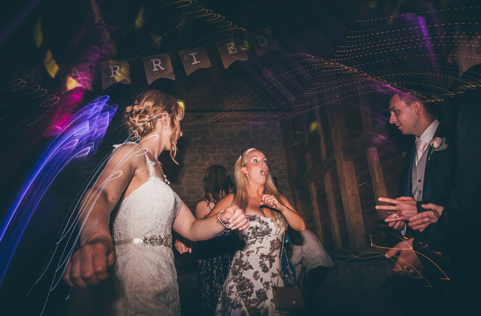 Manor Farm Barn Bicester DJ
