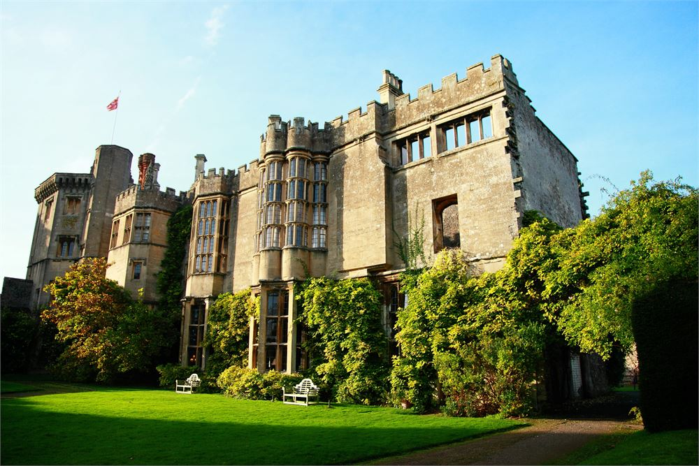 Thornbury Castle Gloucestershire wedding