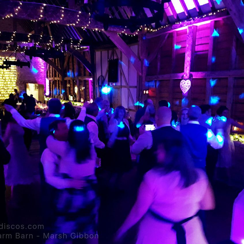 DJ for weddings in Oxford