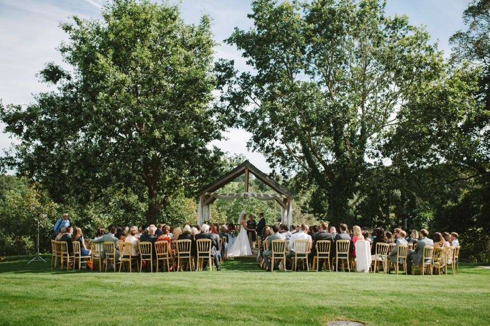 Liskeard Wedding Venue The Green Cornwal