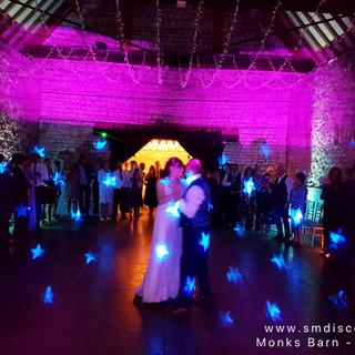 Wedding DJ for Monks Barn.jpg