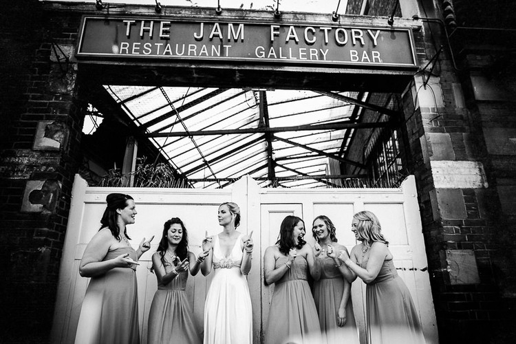 The Jam Factory Wedding Day in Oxford.jp