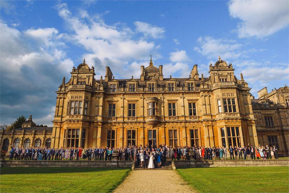 Westonbirt House Wedding