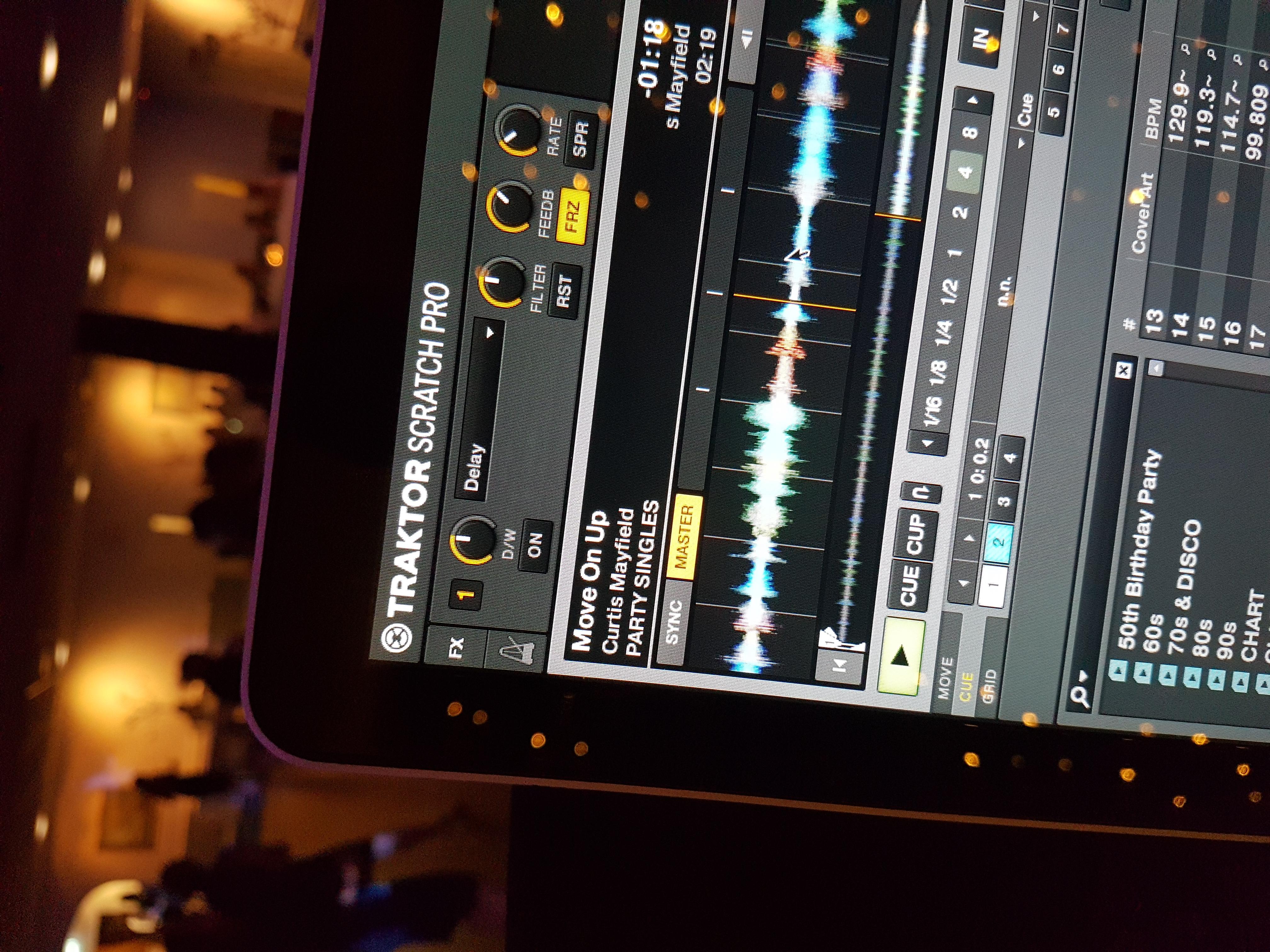 Sindlesham Court DJ Disco