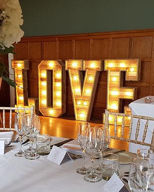 Eynsham Hall love letters.jpg