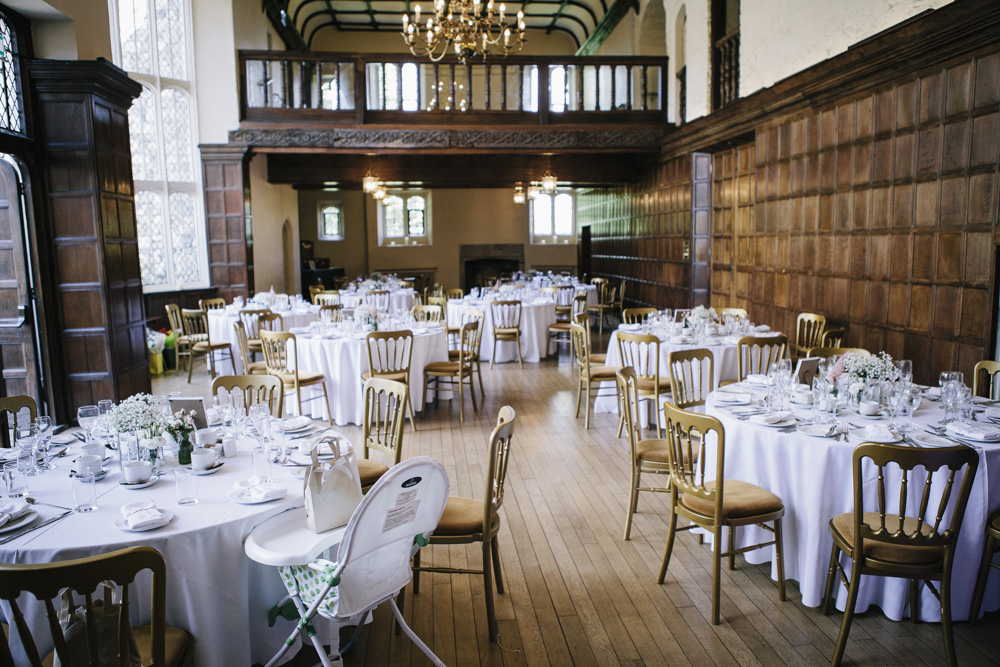 Wedding DJs for Hall Place