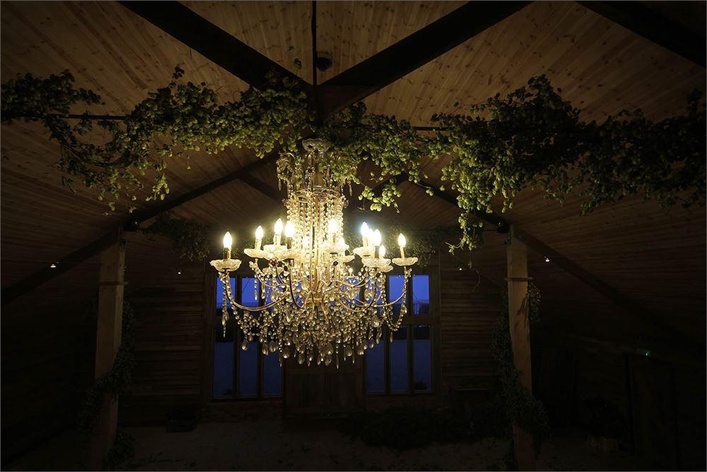 High Billinghurst Farm wedding photo