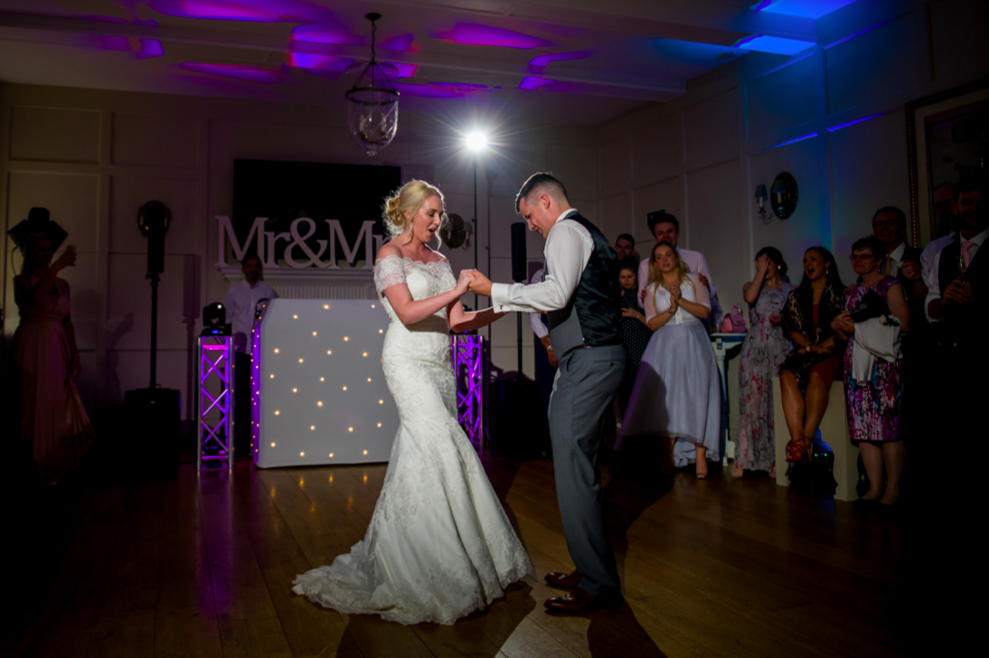 Hampden House Wedding DJ Disco