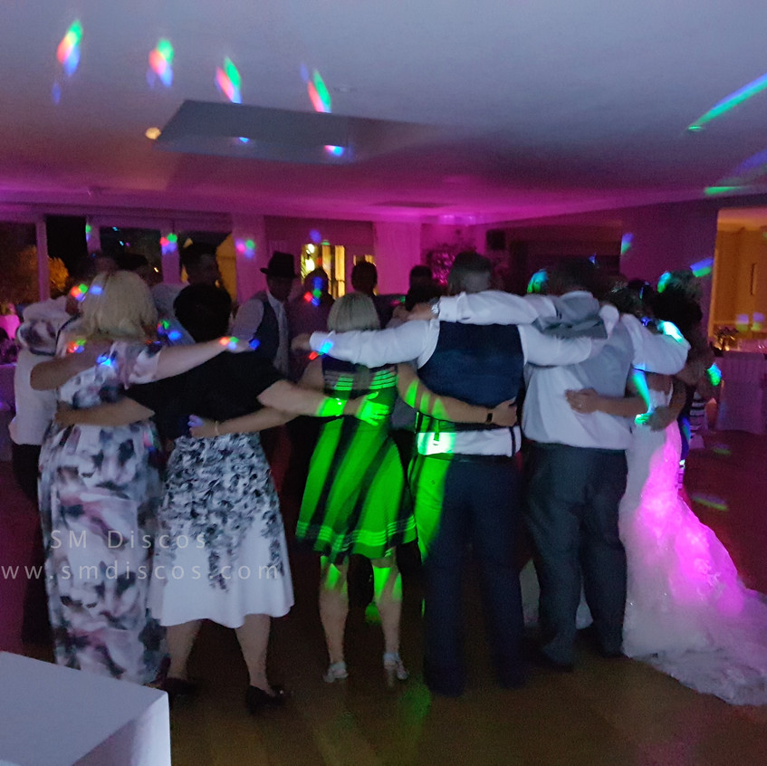 Wedding DJ Westwood Hotel Oxford
