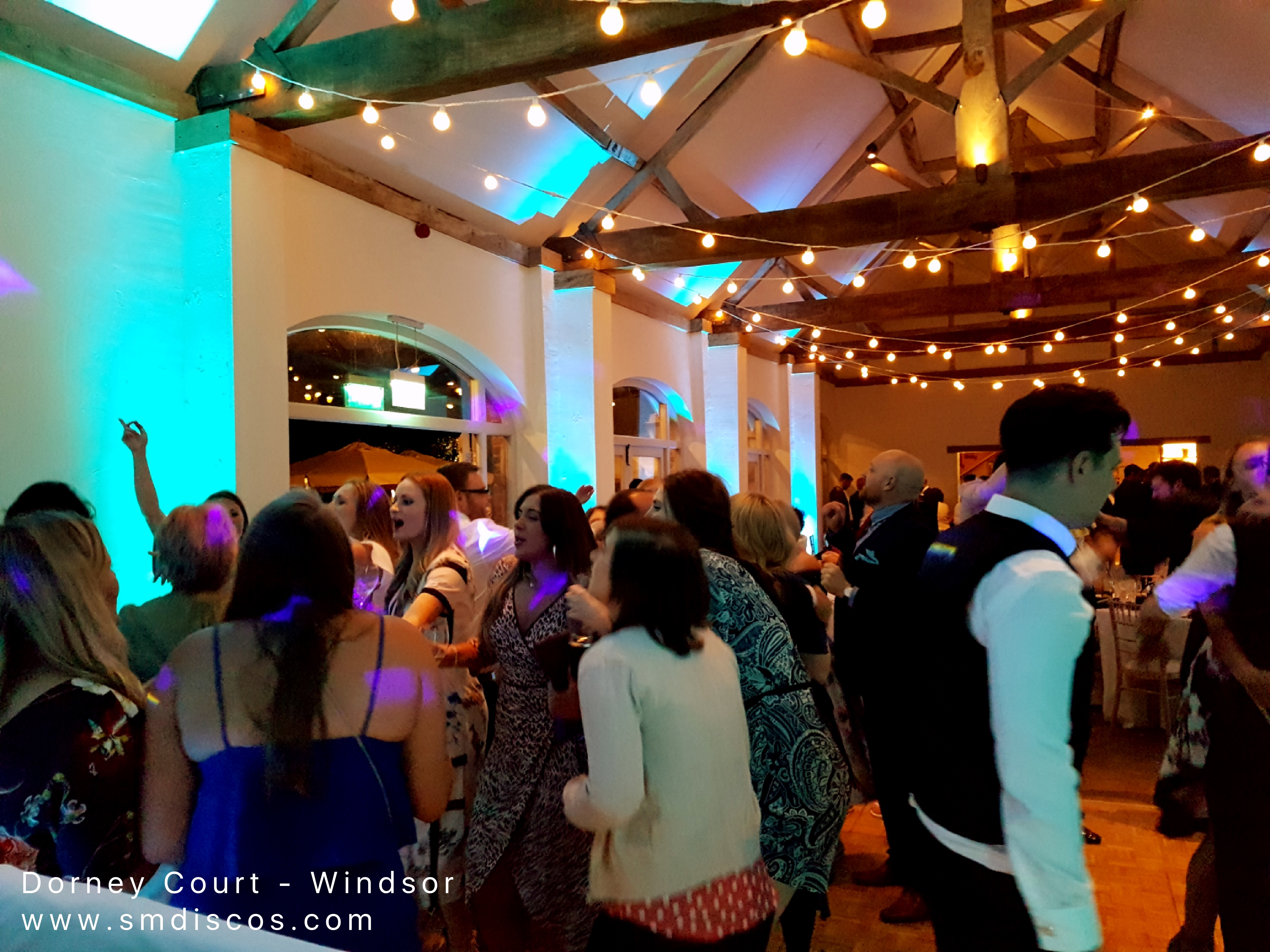 windsor wedding DJs