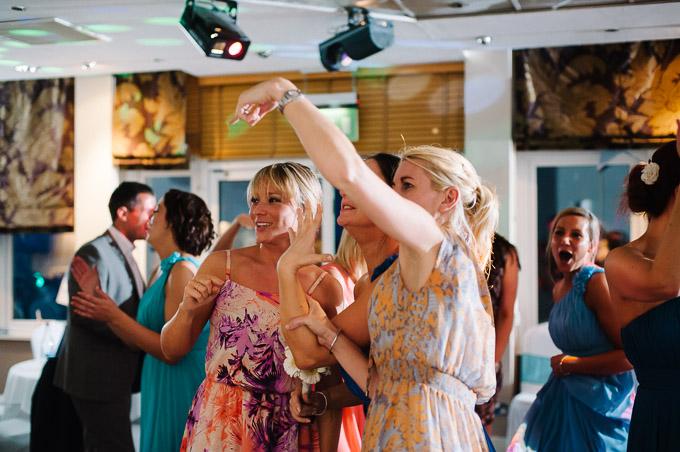 DJ Wedding St Ives Harbour Hotel