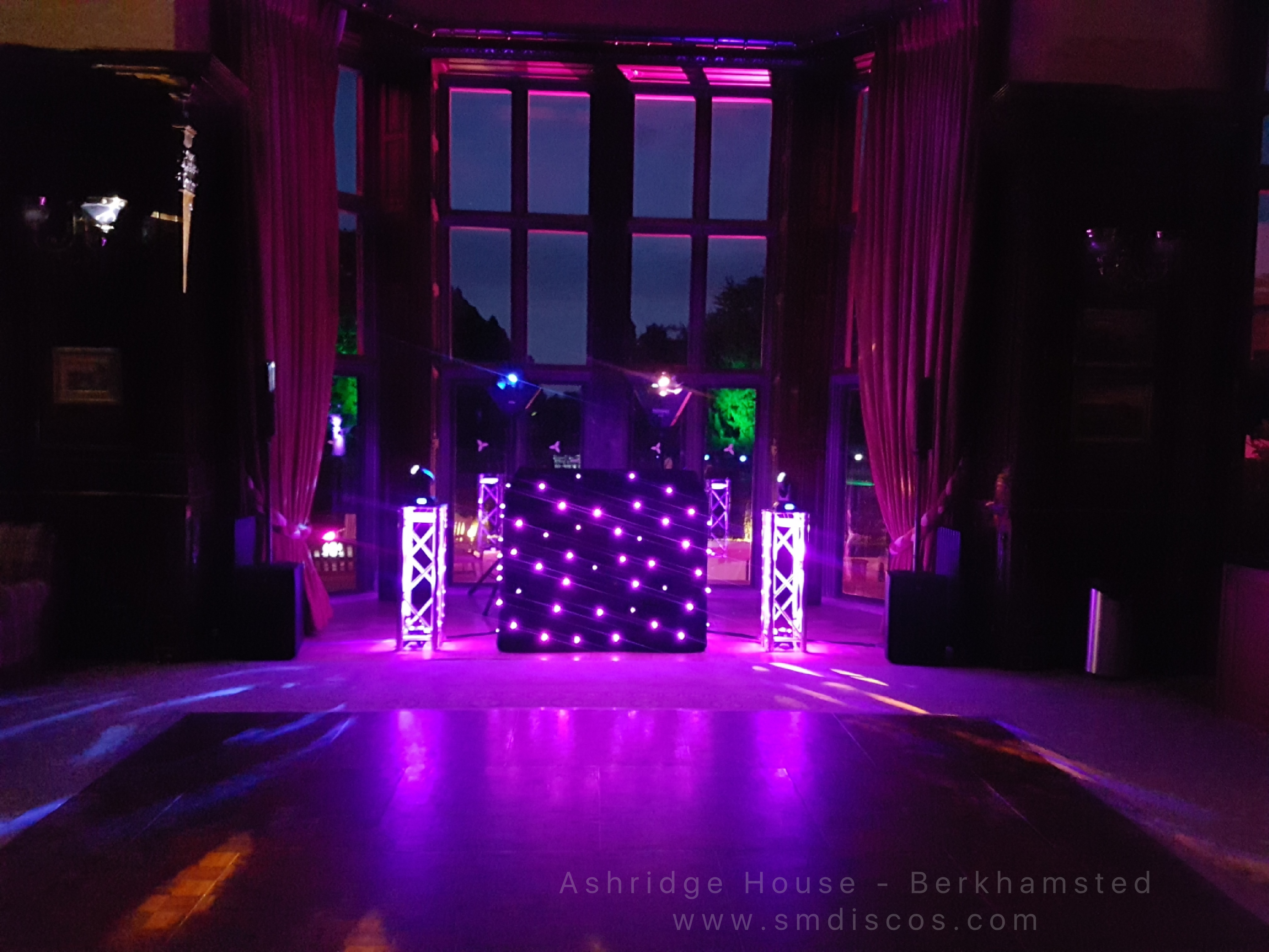 DJ Ashridge House Berkhamsted