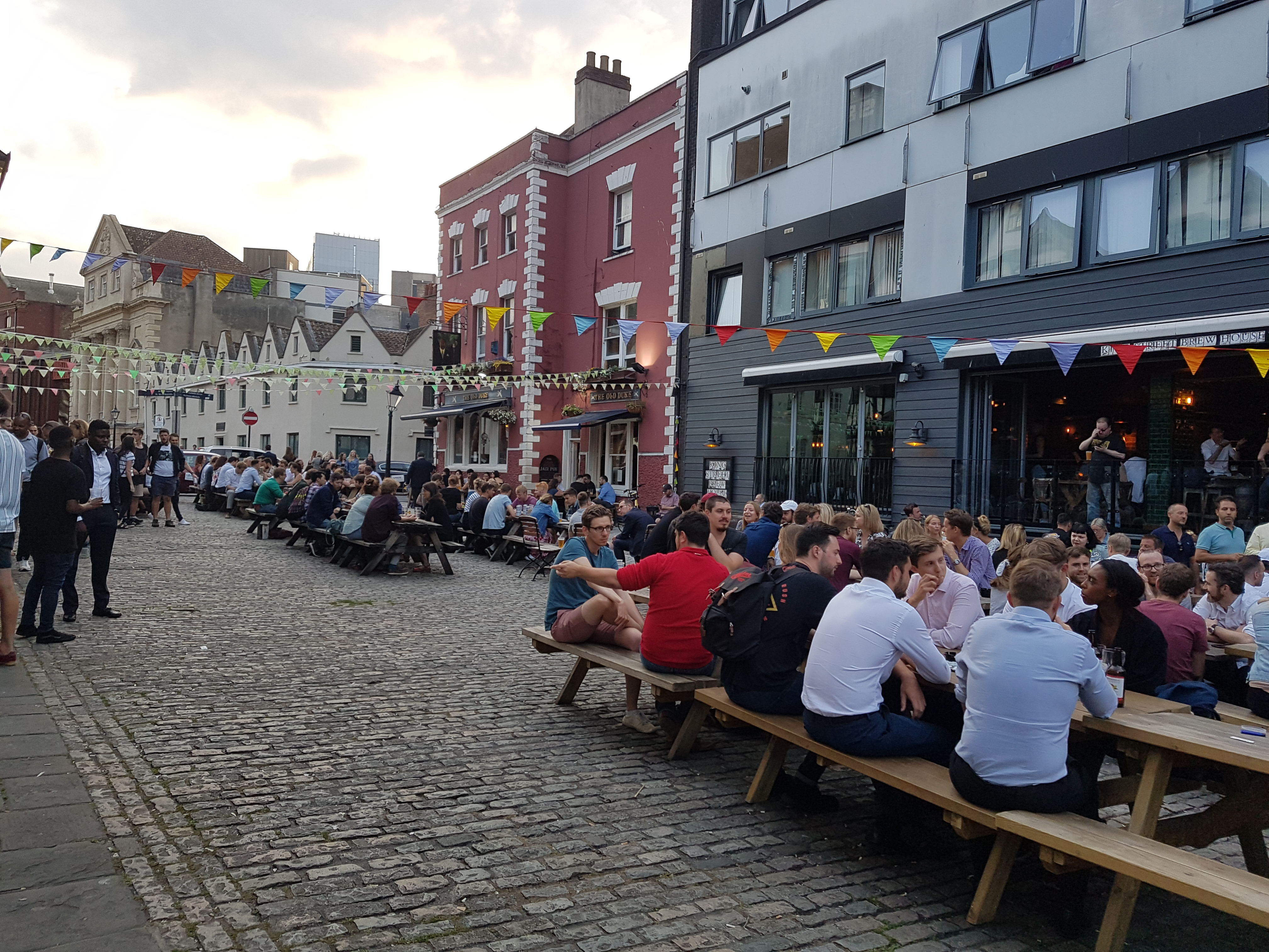 Bristol DJ Bars