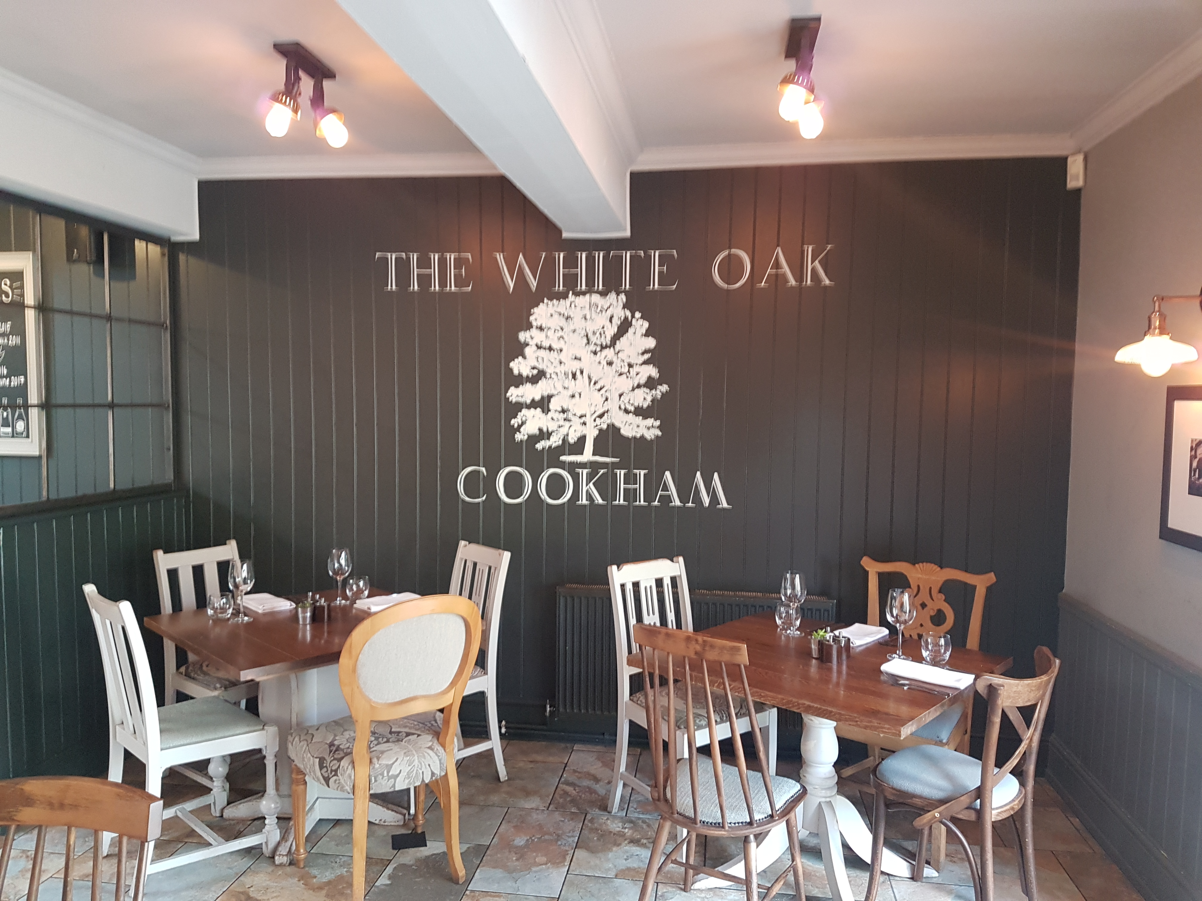 DJ for The White Oak, Cookham