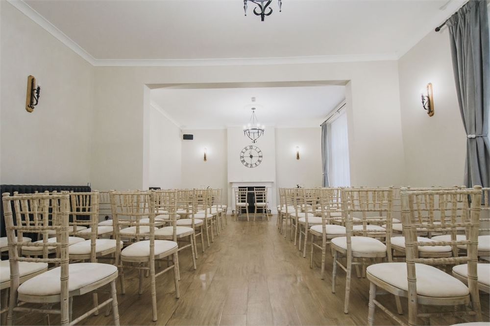 The Old Rectory Wedding
