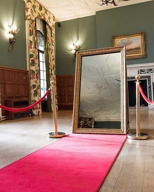 Eynsham Hall Photo Booth