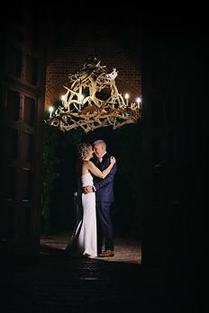 Wedding day at The Dairy, Waddesdon Manor