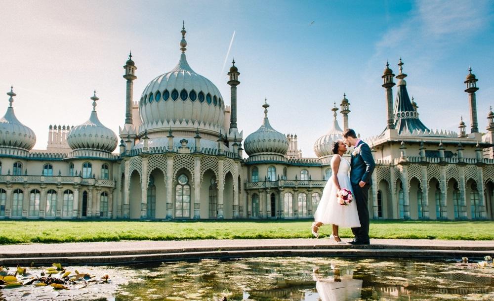 wedding venue The Royal Pavilion