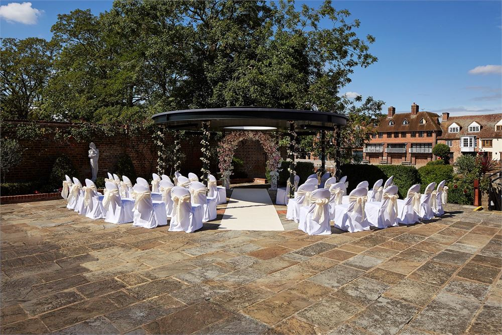Sir Christopher Wren Hotel Wedding