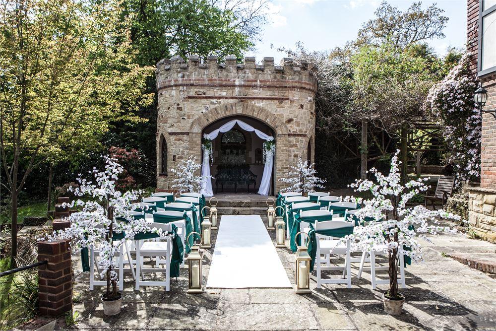 The Ravenswood Wedding