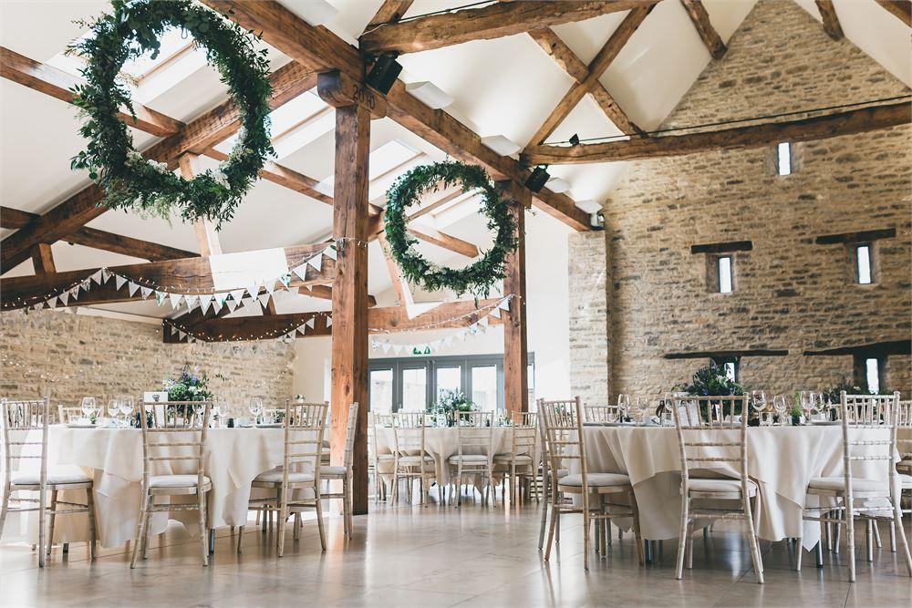 Winkworth Farm Wedding Day